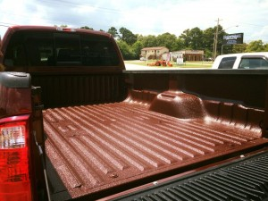 Custom Color Bed Liner